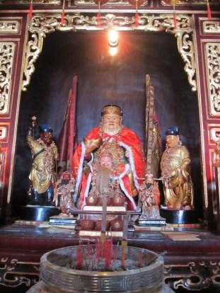 Kelenteng Tong Pek Bio Pecinan Semarang
