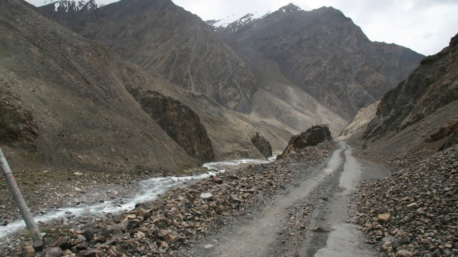 The Highway of Karakoram (Pakistan)