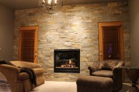 Remodel Your Fireplace in Natural Stone | Use Natural Stone