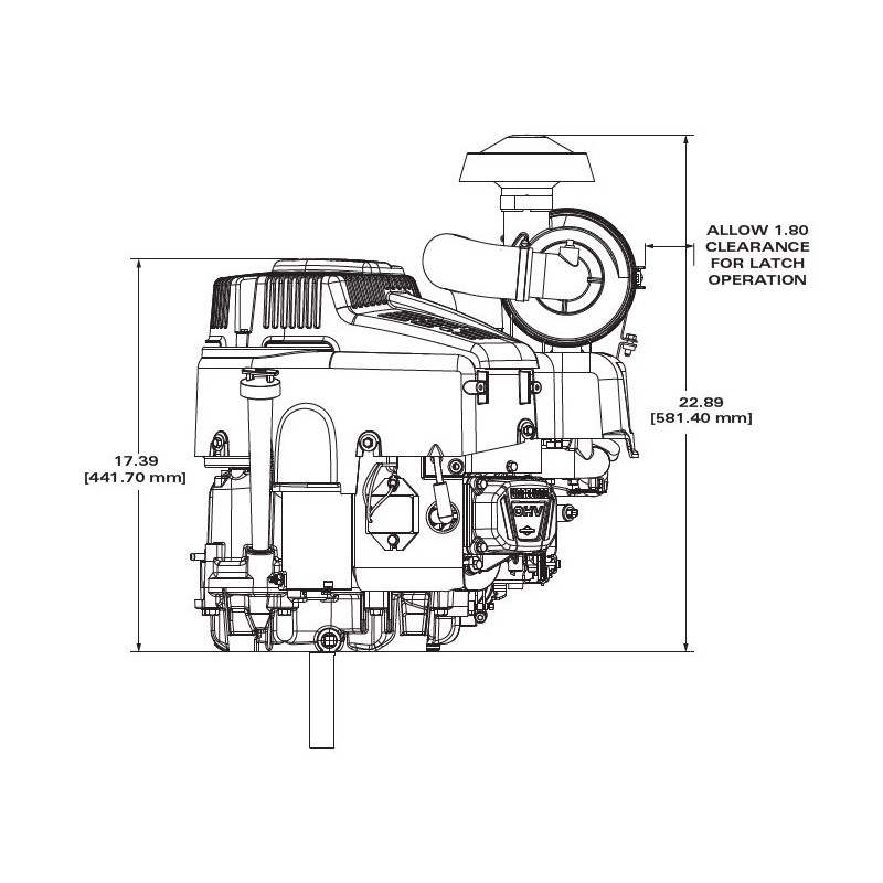 Closed loop Electronic Fuel Injection (EFI)