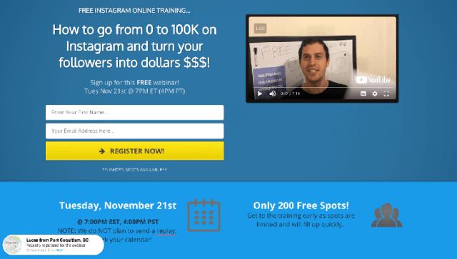 Image result for downloadable affiliate marketing ebook on landing page