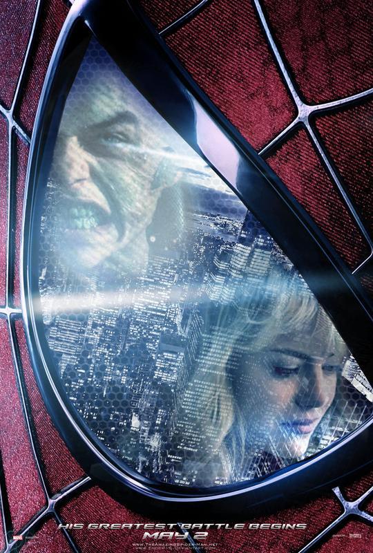蜘蛛人 驚奇再起 2——電光之戰(The Amazing Spider-Man 2) « Allen's