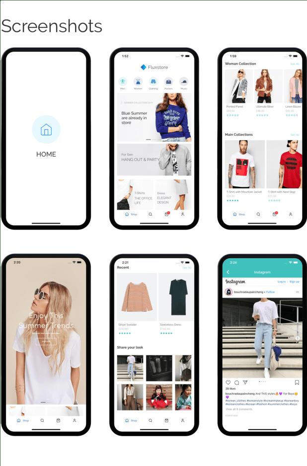 Fluxstore Pro - Flutter E-commerce Full App - 5