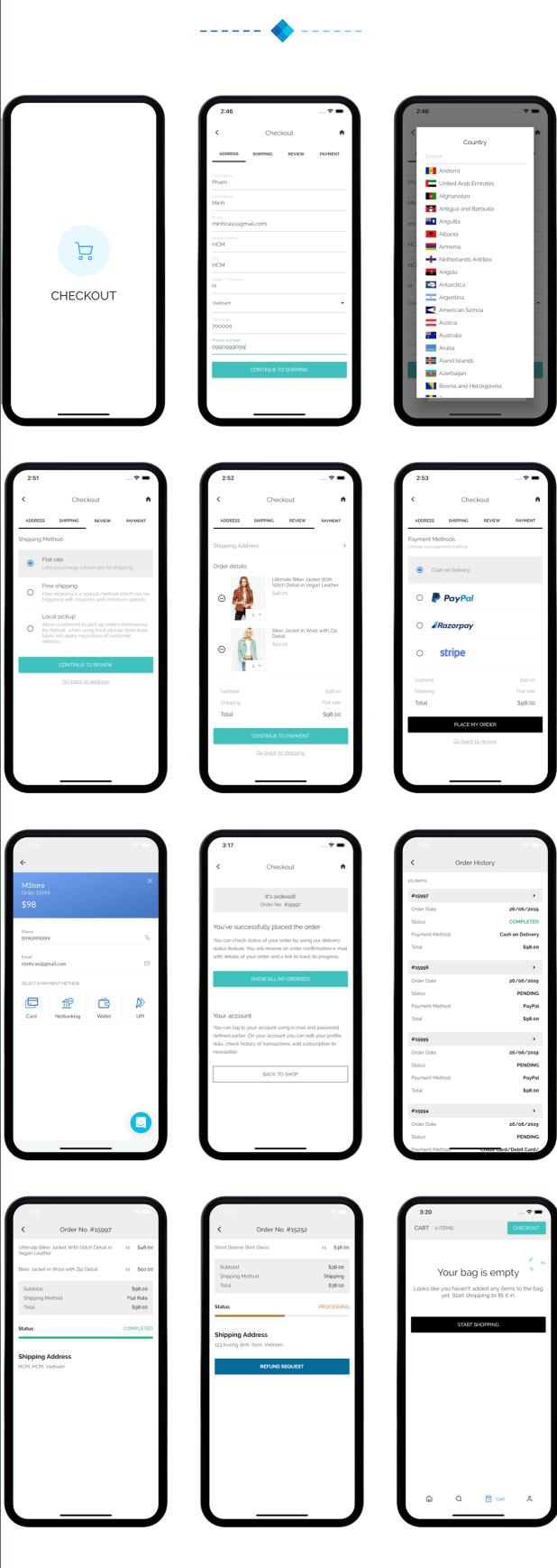 Fluxstore WooCommerce - Flutter E-commerce Full App - 5
