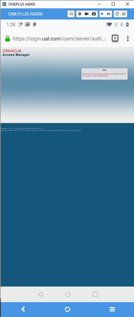 Ual Login : login, Issue, #38466, Webcompat.com