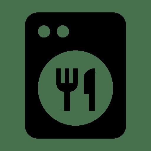 dishwashing machine icon issue