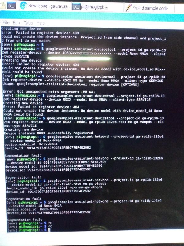 Qtcreator segmentation fault