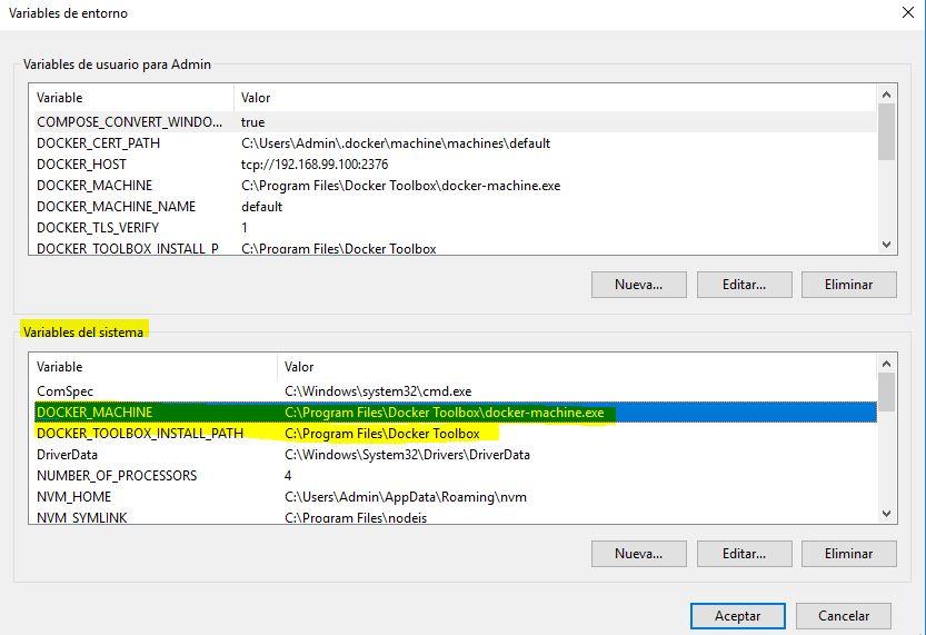 Kitematic w/ Docker Toolbox on Windows can't find Docker Machine · Issue #2050 · docker/kitematic · GitHub