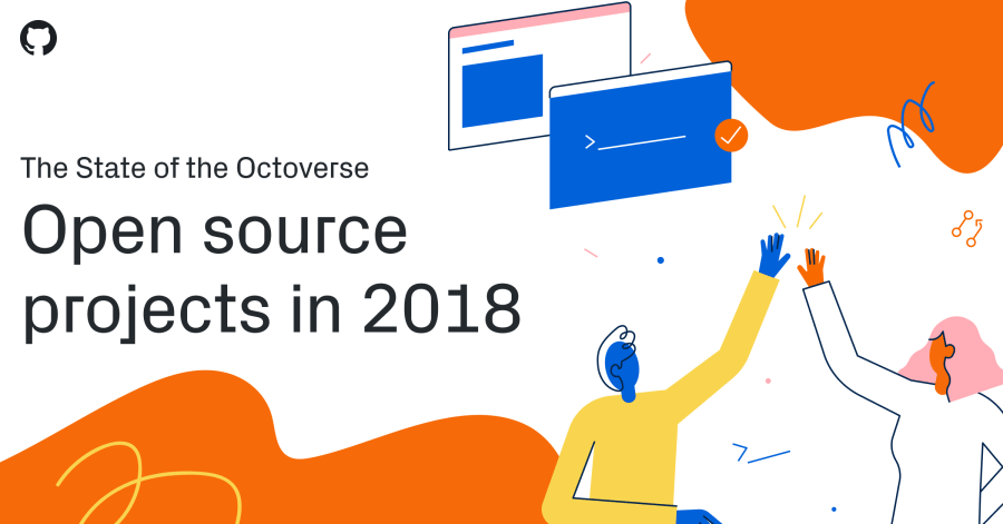 Top open source projects of 2018