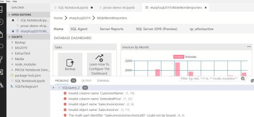 small resolution of errors on closed editor