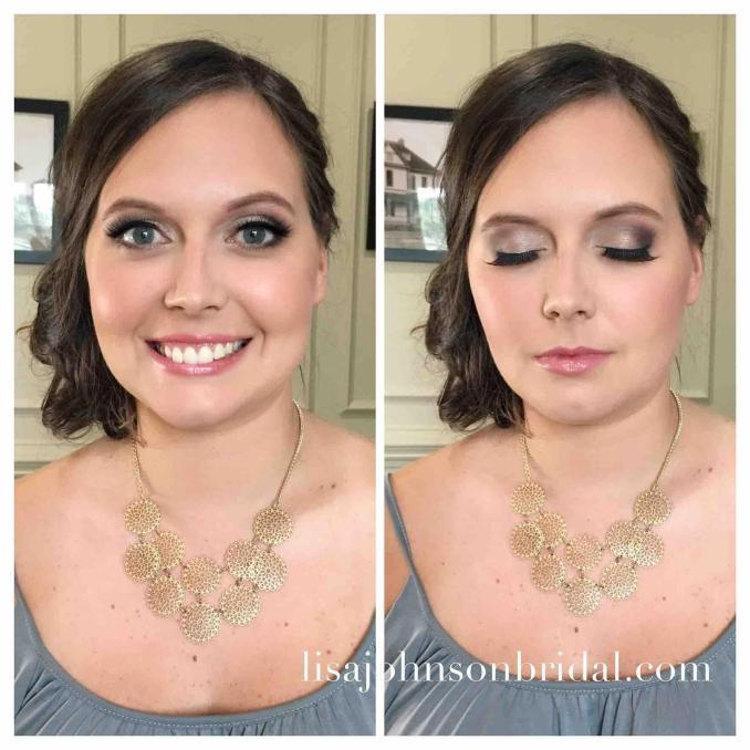 alabama wedding makeup and hair by lisa johnson bridal