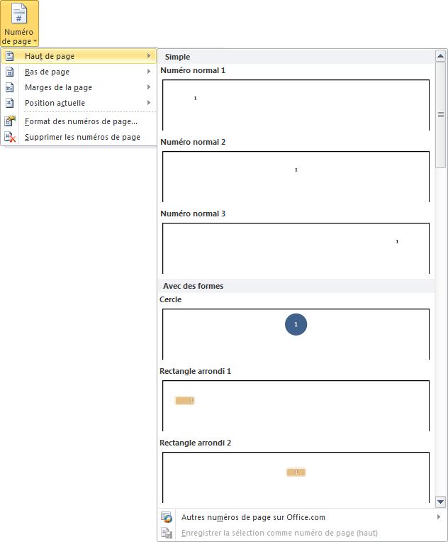 Comment Faire Une Mise En Page Sur Word : comment, faire, Forme, Document, Rédigez, Facilement, Documents, OpenClassrooms