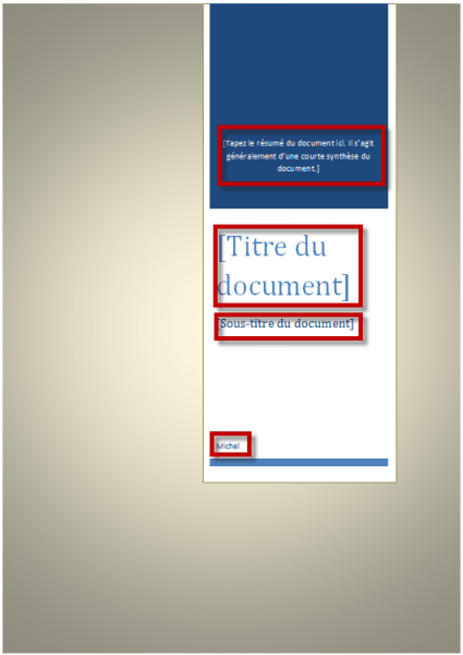 Mise En Page D'un Texte : texte, Forme, Document, Rédigez, Facilement, Documents, OpenClassrooms