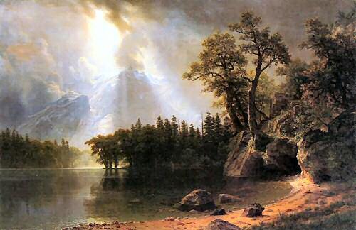 Niagara Falls Hd 1080p Wallpapers Albert Bierstadt Paintings