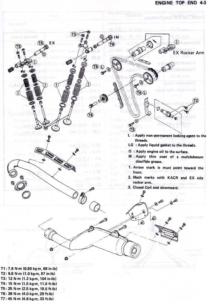 1990 Kawasaki KLR 250 enduro