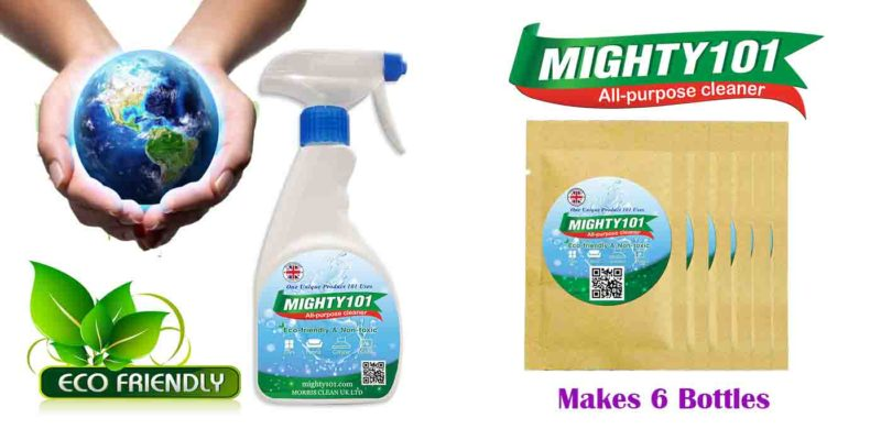 Tripleclicks store, mighty101, best all purpose cleaner 2021