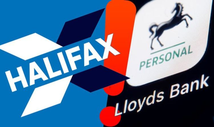Lloyds Bank Halifax Down Customers Wake To Online Banking Problems Are You Affected Business Fast