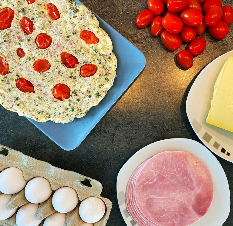 Rezeptbild Omelett