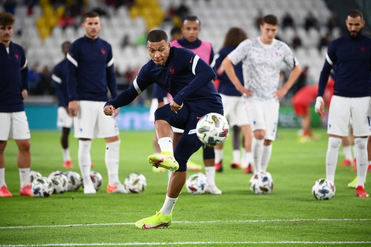 Romelu lukaku was the provisional top. Belgium vs France LIVE: Nations League semi-final latest ...
