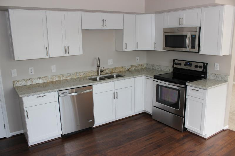 Traditional White Shaker Kitchen Cabinets  RTA Cabinet Store