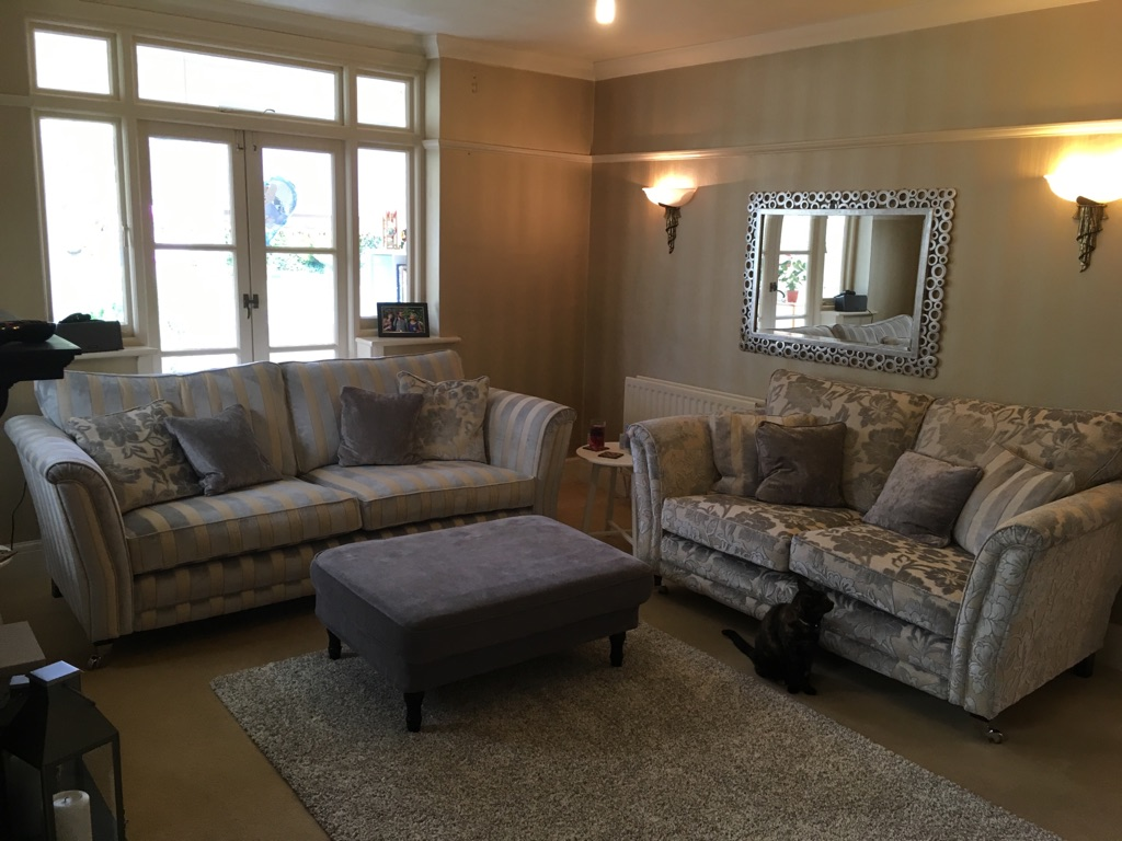 dfs sofas that come apart monroe corner sofa bed hogarth 2 and 4 seater silver grey 7 months old village