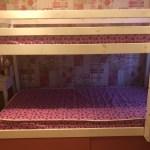 White Wooden Bunk Beds With Under Bed Storage Village