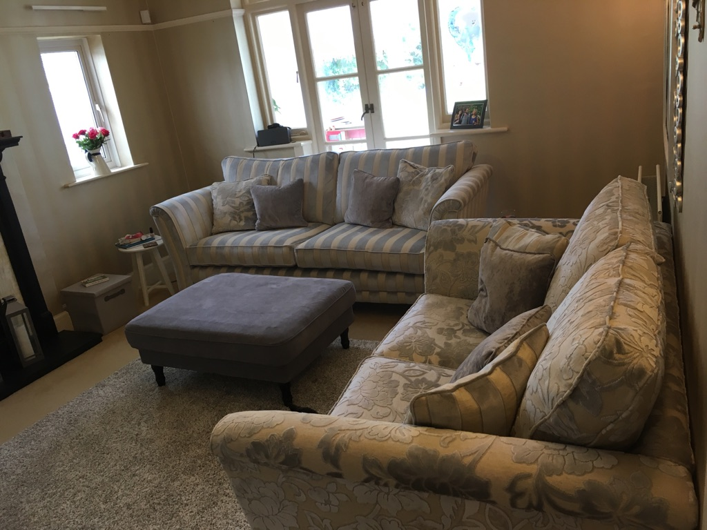 dfs sofas that come apart throw pillows for leather sofa hogarth 2 and 4 seater silver grey 7 months