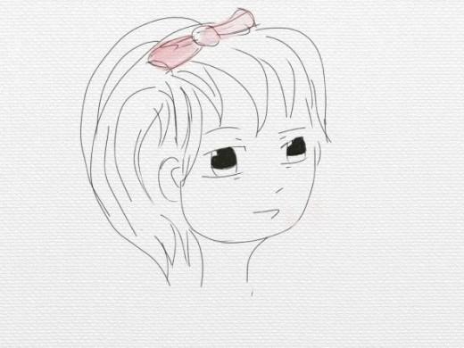 Watercolor with Wacom Bamboo Paper iPad App