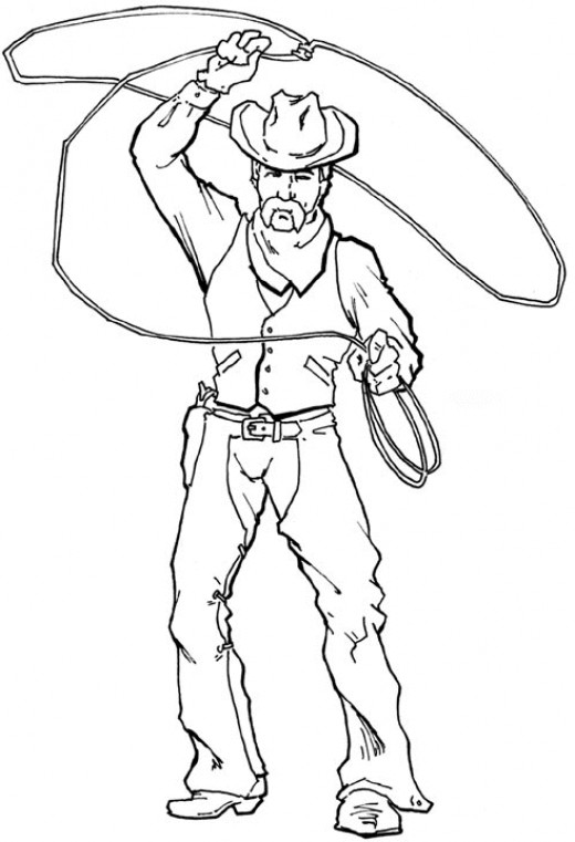 Cowboys of the Old West Unit Study