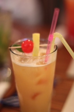 Singapore Sling Drink