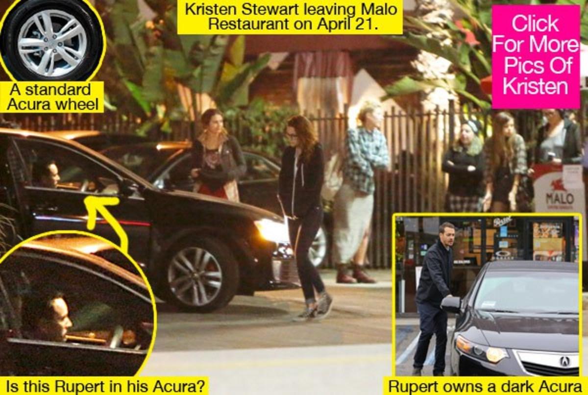 Kristen Stewarts Twilight Cheating Scandal Was It