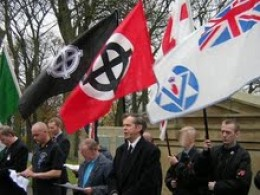 Neo-Nazi's and Loyalists have deep links