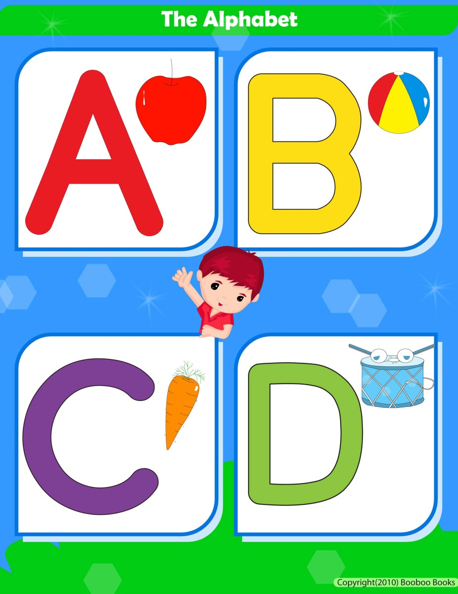 Letter Recognition Worksheets Videos