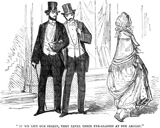 The Weird World of Victorian Etiquette
