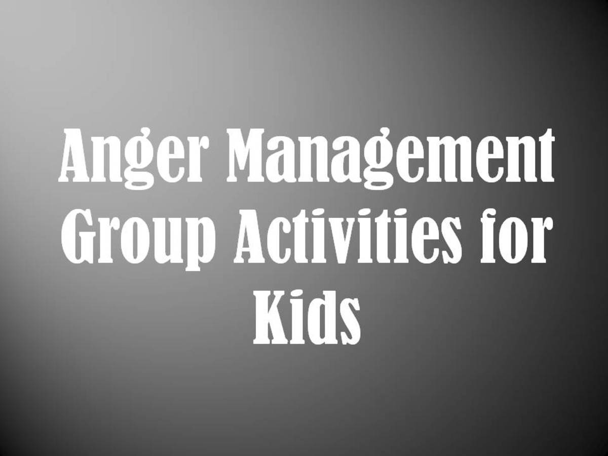 Anger Management Support Group