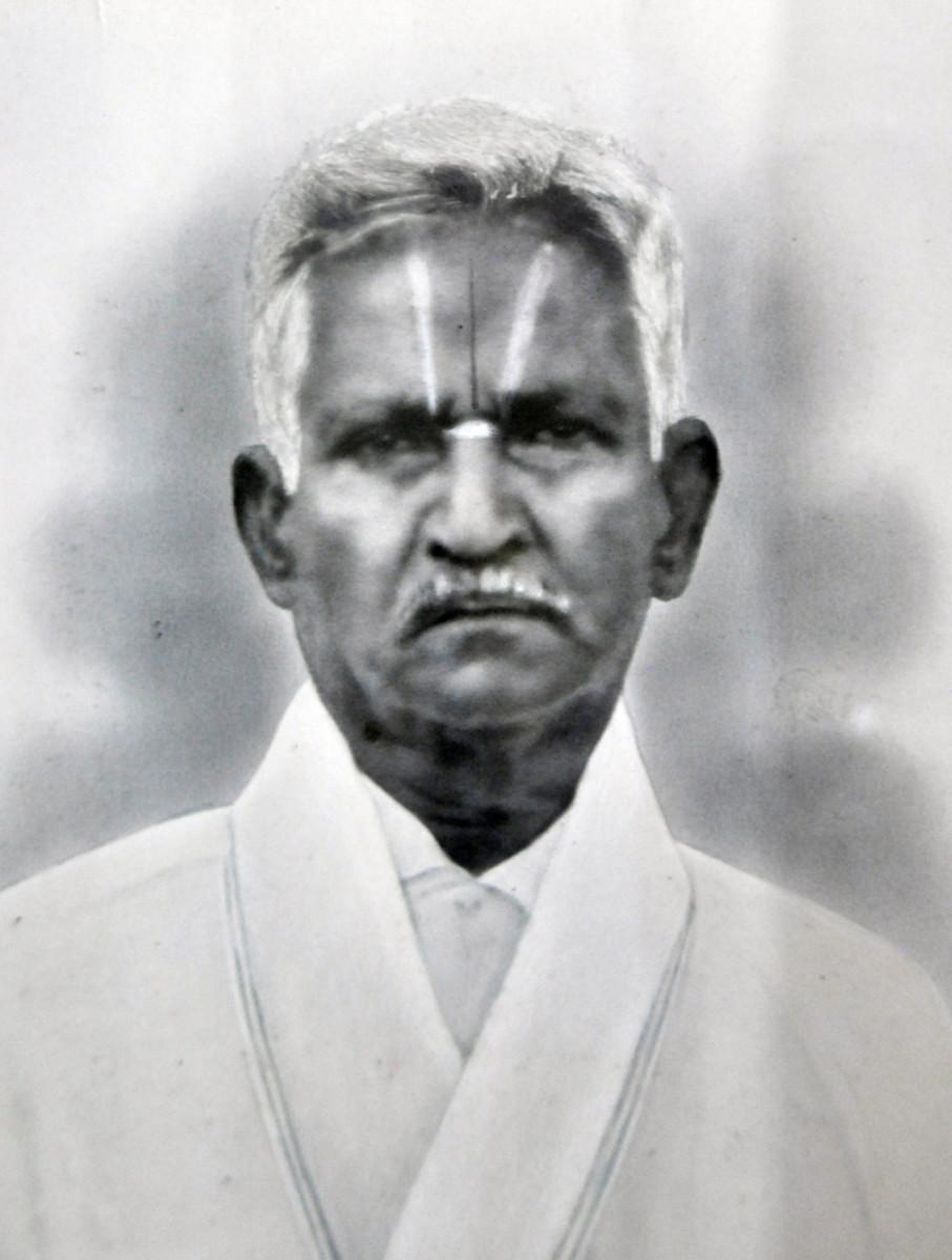 Sri Lokanatha Mudaliar