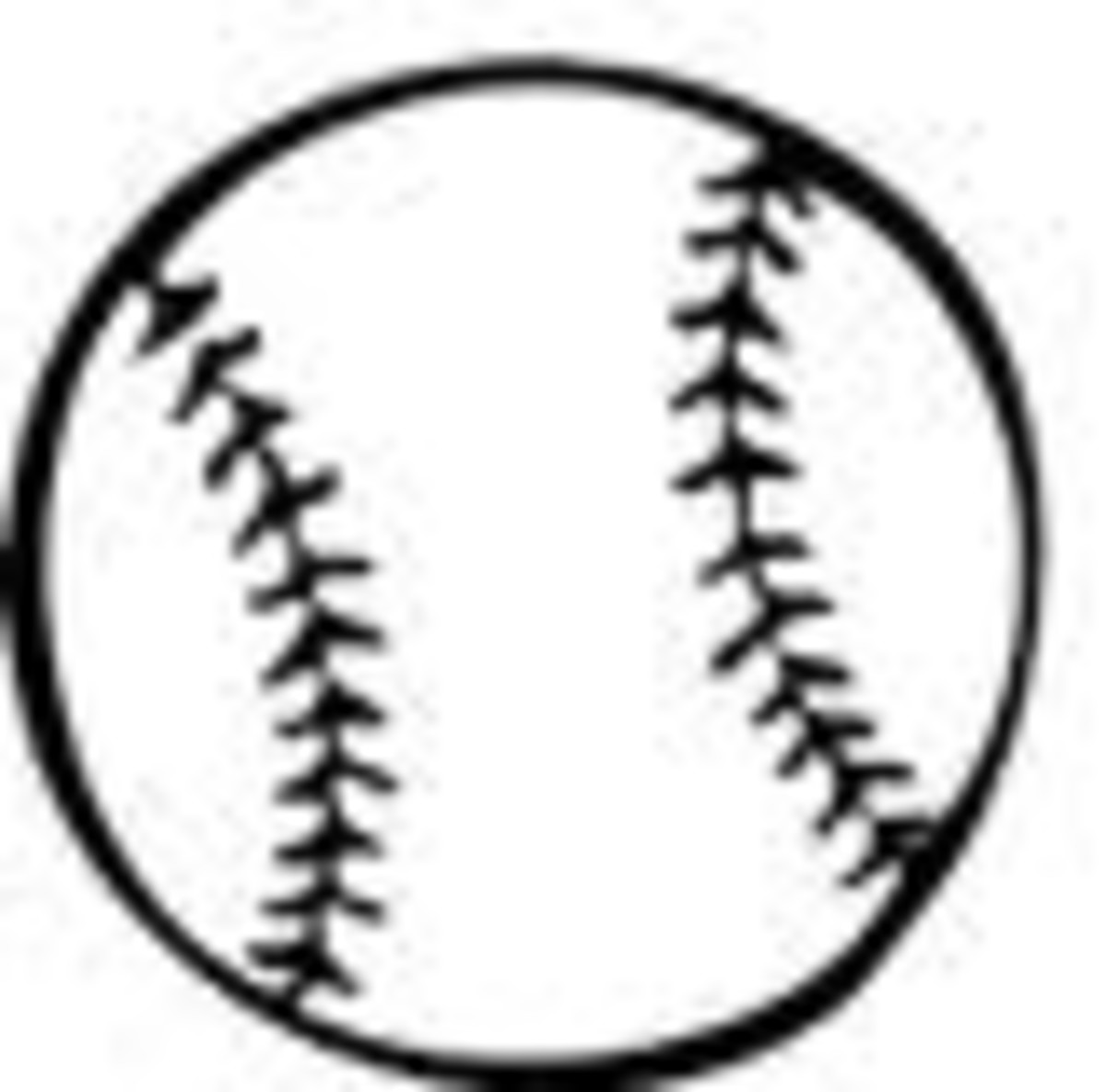 Major League Baseball (MLB) Coloring Pages