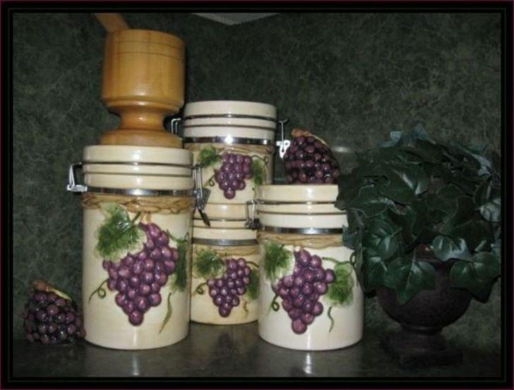 Grape Theme Kitchen Gorgeous Products Cor Kitchens
