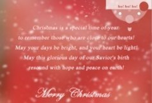 Christmas Card Wording Ideas Hubpages