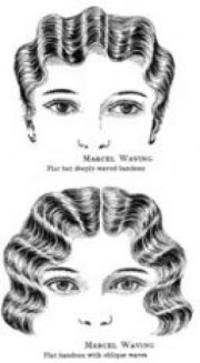 1920's womens hairstyles