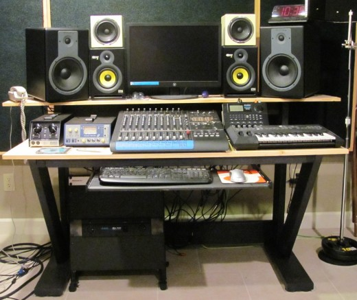 Bobs Home Recording Studio  hubpages