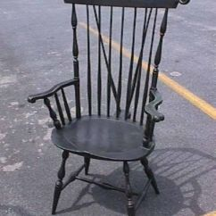 Antique Windsor Chair Identification Asian Floor Authentic Chairs A Guide To Identifying Brace Back