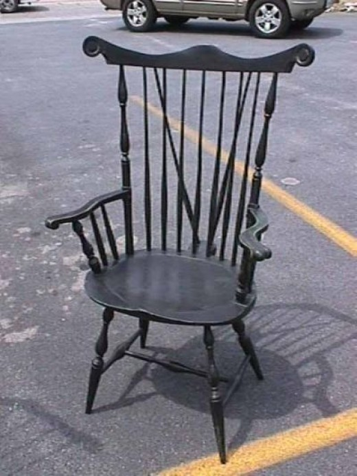 Antique Windsor Chairs