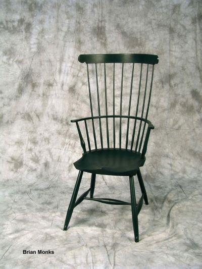 antique windsor chair identification wrought iron and glass dining table chairs authentic a guide to identifying comb back