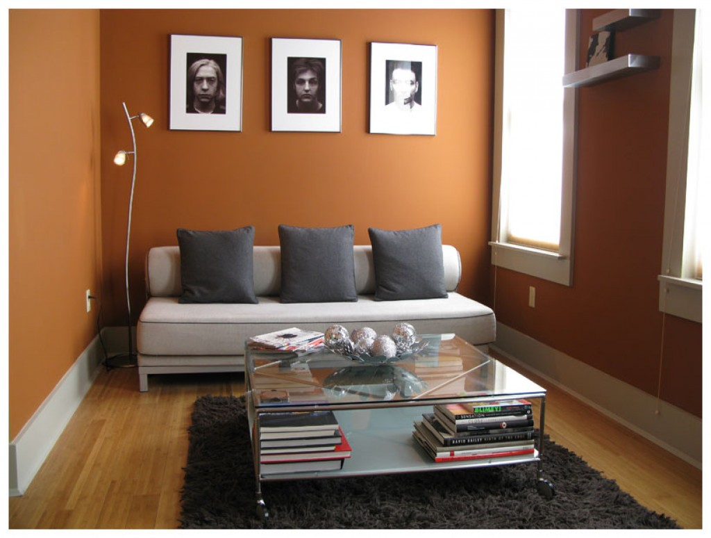 Cheap Decorating Ideas for a Small Apartment Living Rooms