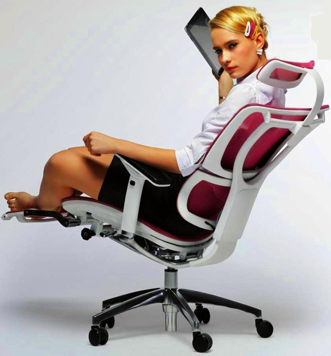 Best Desk Chair For Lower Back Pain Best Ergonomic Office Chairs 2015 Hubpages
