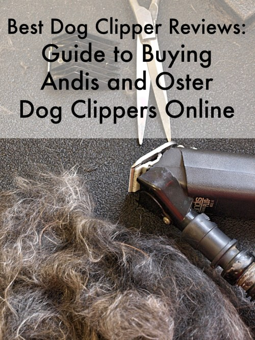 small resolution of guide to buying andis and oster dog clippers