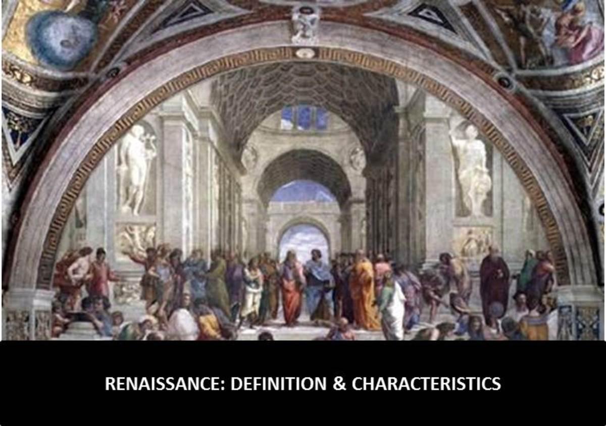 Renaissance Definition And Characteristics Of Renaissance
