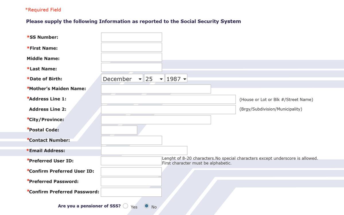 Security Bank Loan Application Status