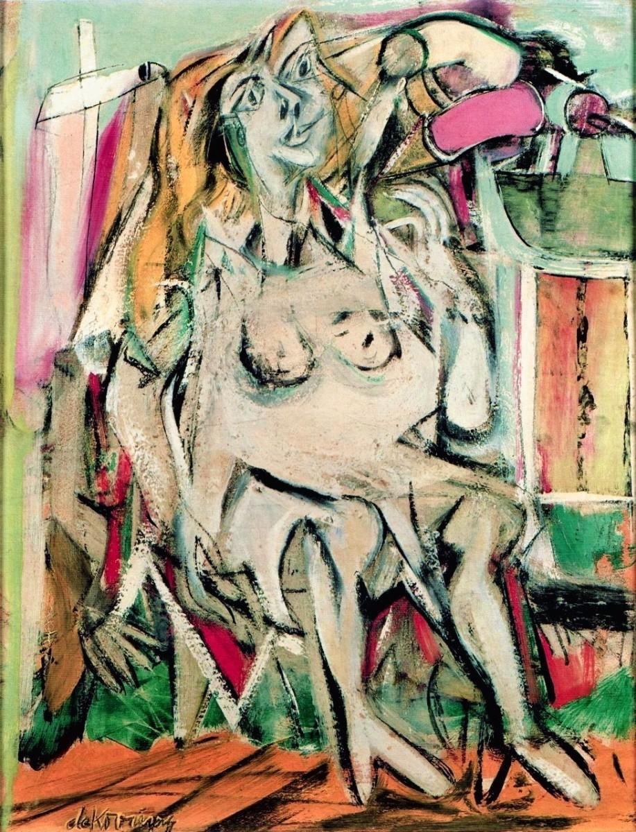 What Should I Know about Artist Willem de Kooning  Owlcation